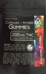 200mg thc gummies - Texas