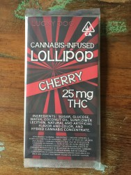 THC Lollipop United States of America